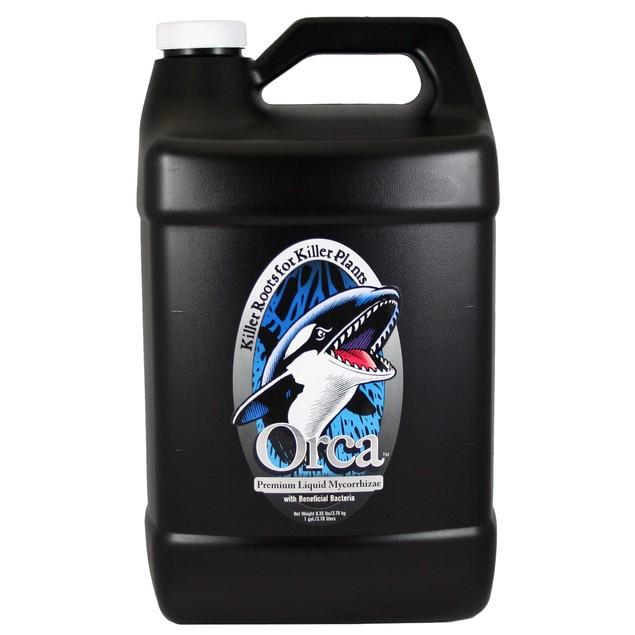 Orca Premium Liquid Mycorrhizae, 1 gal