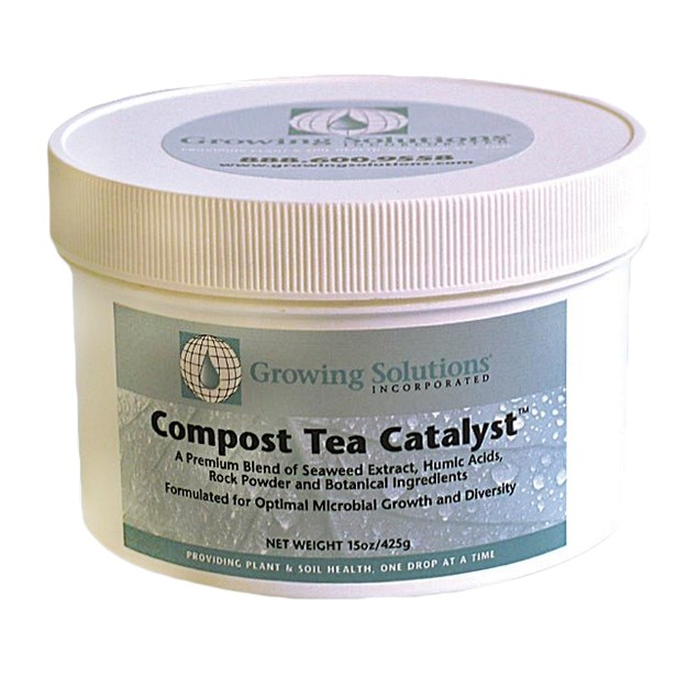 Growing Solutions Compost Tea Catalyst, 15 oz