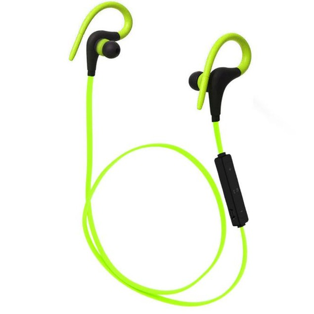 Wireless Sports Stereo Sweatproof Bluetooth Earphone Earbuds Headset