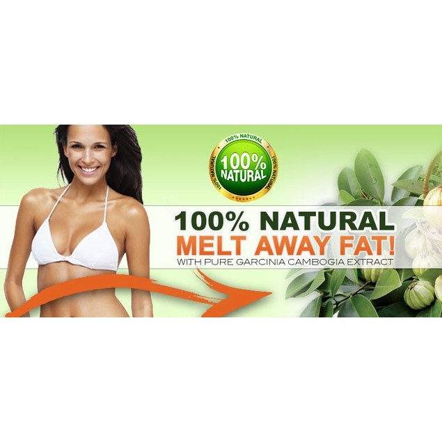Pure Garcinia Cambogia Extract Super 60% HCA - 1 Bottle