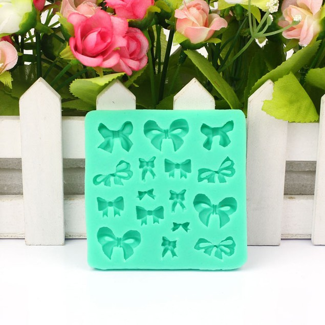 Butterfly Silicone Mold Cake Decorating Tool For Fondant Cake