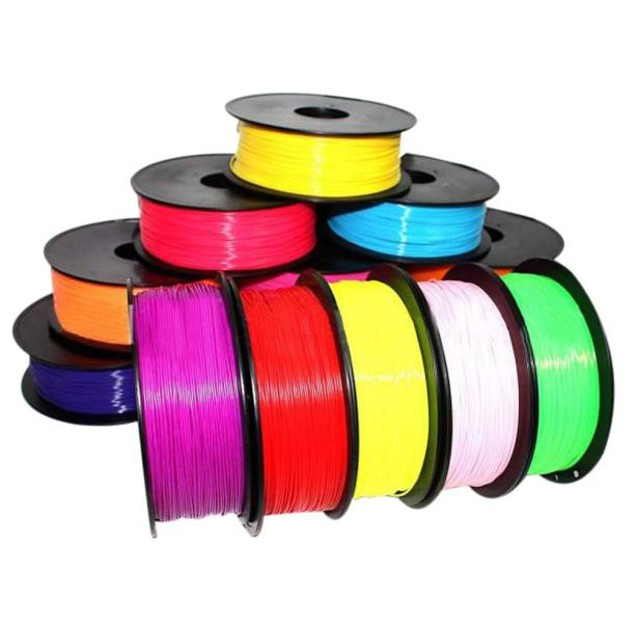 20-Pack 3D Printer Stereoscopic Filament
