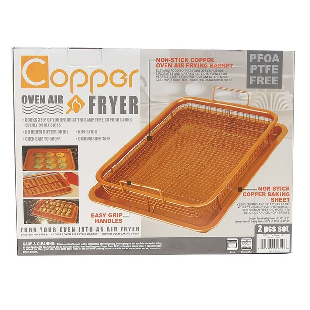 Copper Oven Air Fryer