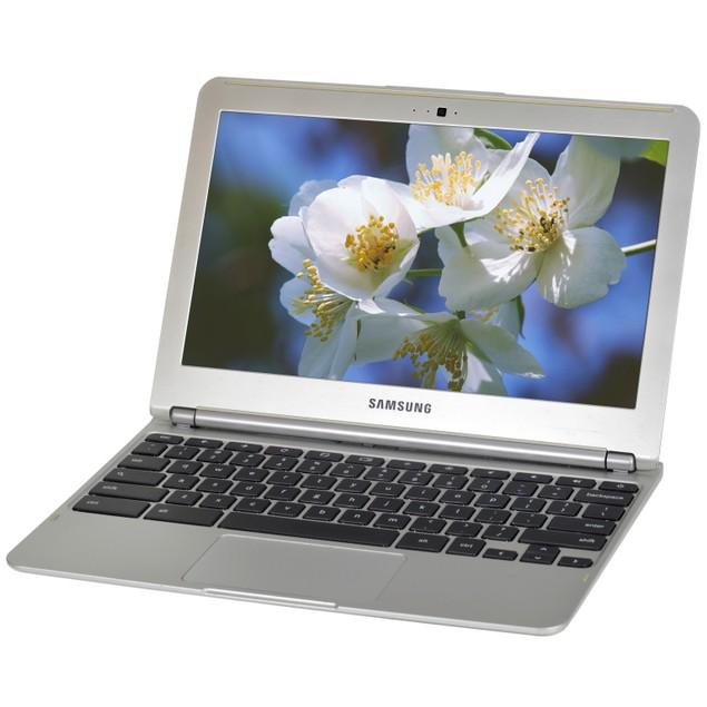 "Samsung 11.6"" XE303C12 Chromebook, 2GB Memory, 16GB SSD (Grade B)"