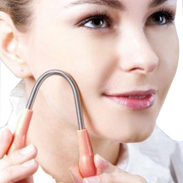 Facial Hair Removing Beauty Tool