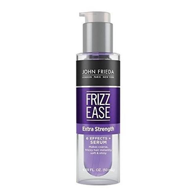 John Frieda Frizz Ease Extra Strength 6 Effects+ Serum, 1.69 Ounces