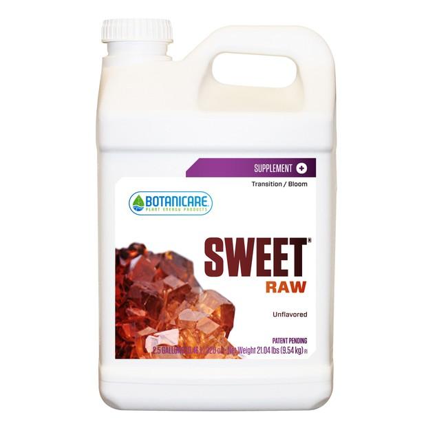 Botanicare Sweet - Carbo Raw Sweet Carbo Raw 2.5 Gal
