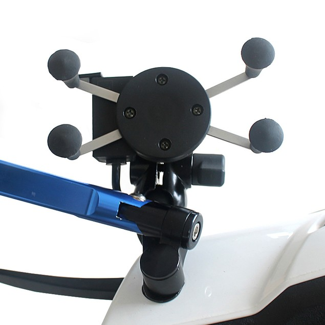 Motorcycle Stand & USB Charger