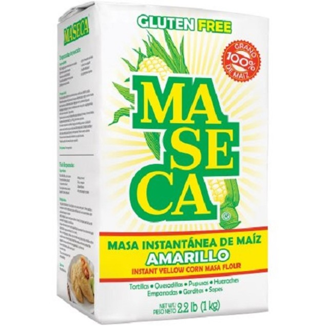 Maseca Instant Yellow Corn Masa Flour