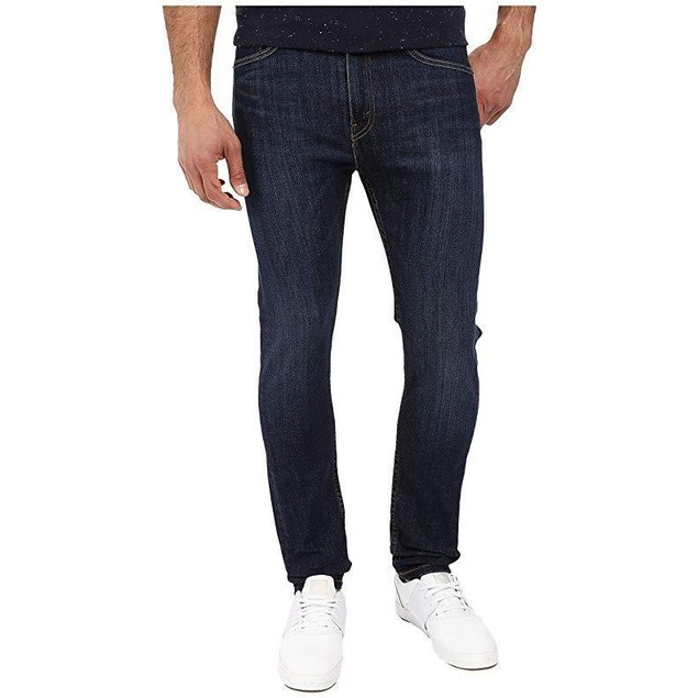 Levi's? Mens Men's 510? Skinny Commando Distressed Jeans SZ  29 X 30