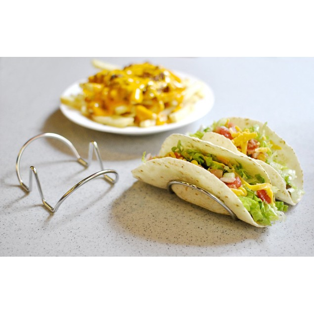 Stainless Steel Wire Taco Shell Holder