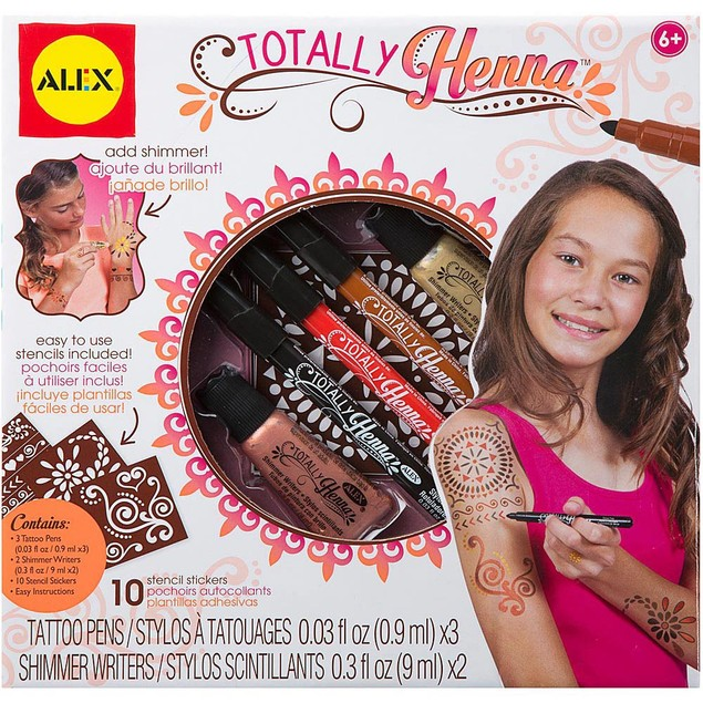 Totally Henna Kit, Women's Interests by Alex