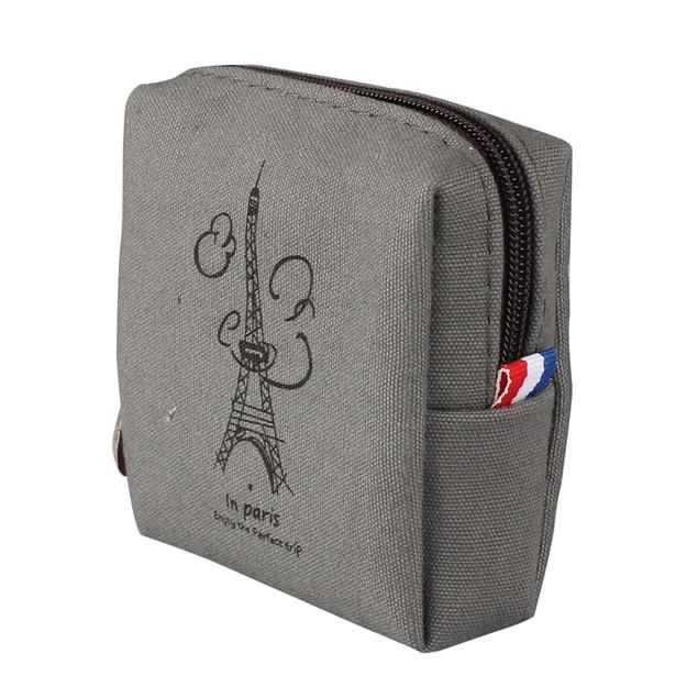 Womens Mini Retro Lady Purse Wallet Card Holders Clutch Handbag