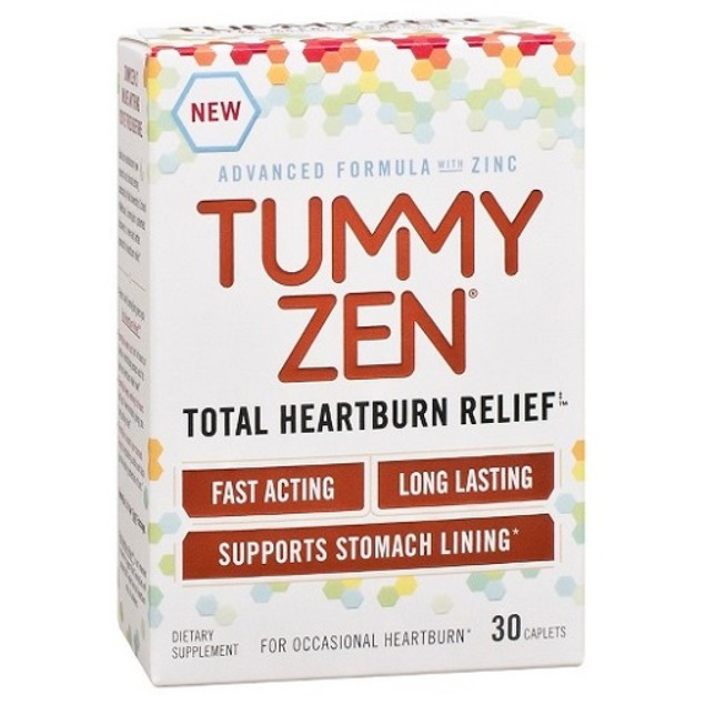 Tummy Zen Total Heartburn Relief