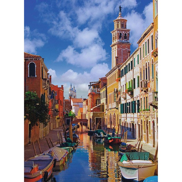 In Venice 500 Piece Puzzle, 500 Piece Puzzles by Ravensburger