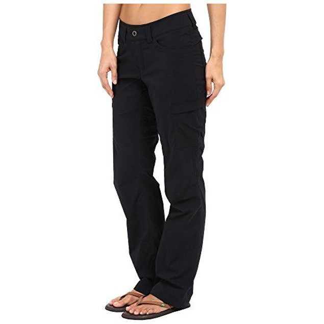 Jag Jeans Women's Petite Portia Straight Jean, Black, SZ: 2P