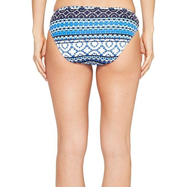 Tommy Bahama Women's Shibori Splash Reversible Hipster Bikini Bottom S