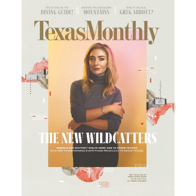 Texas Monthly Magazine Subscription
