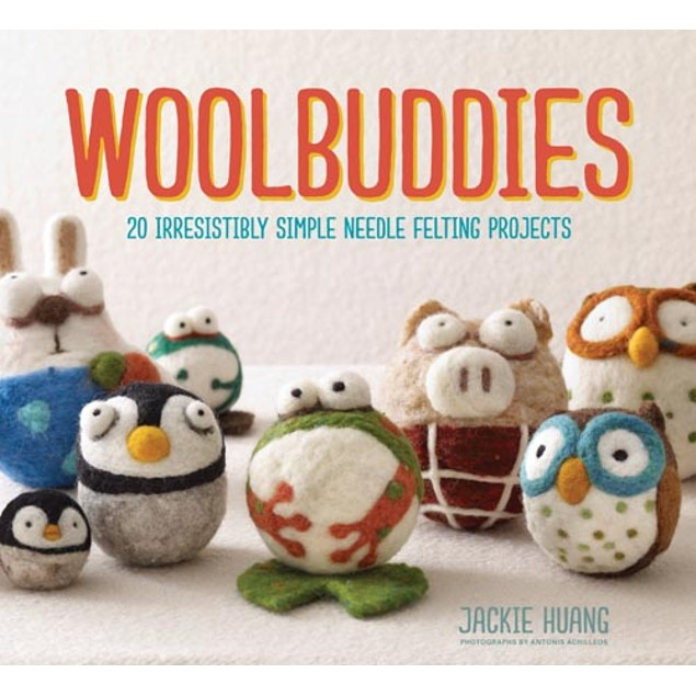 Woolbuddies Book, Women's Interests by Chronicle Books