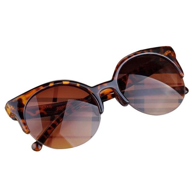 Vintage Style Cat Eye Sunglasses - 3 Styles
