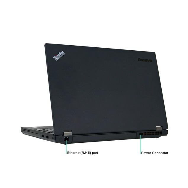 Lenovo ThinkPad W541 Laptop (Core i7 2.80 GHz, 8GB RAM, 256 GB)-Grade B