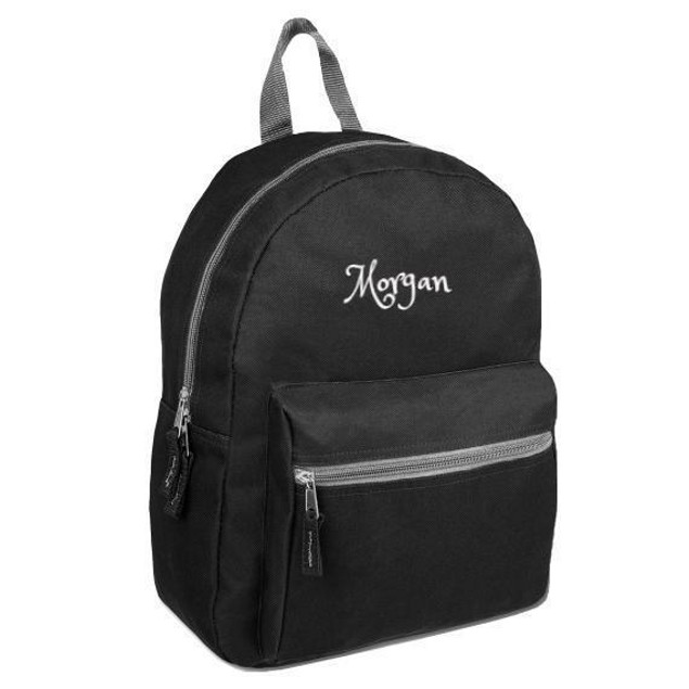 Personalized Embroidered Backpack