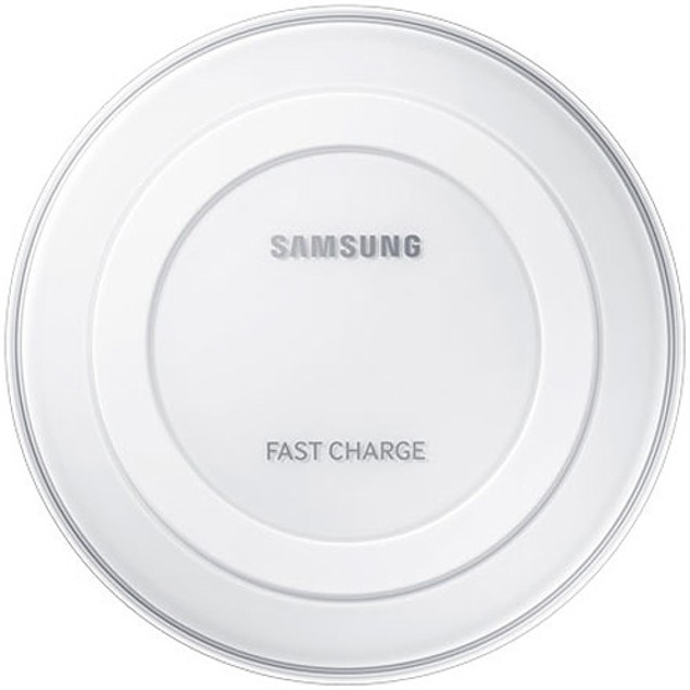 Samsung Fast Wireless Qi Charging Pad with Fast Wall Charger