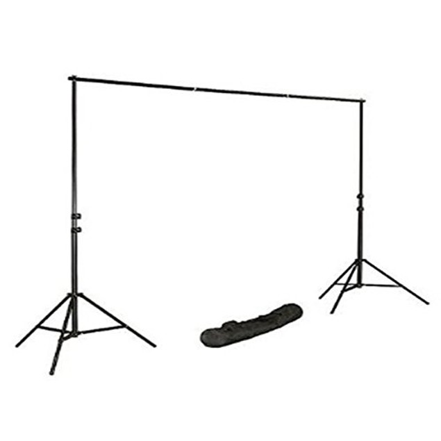 Photo Video Studio 10 Ft Adjustable Background Stand Backdrop