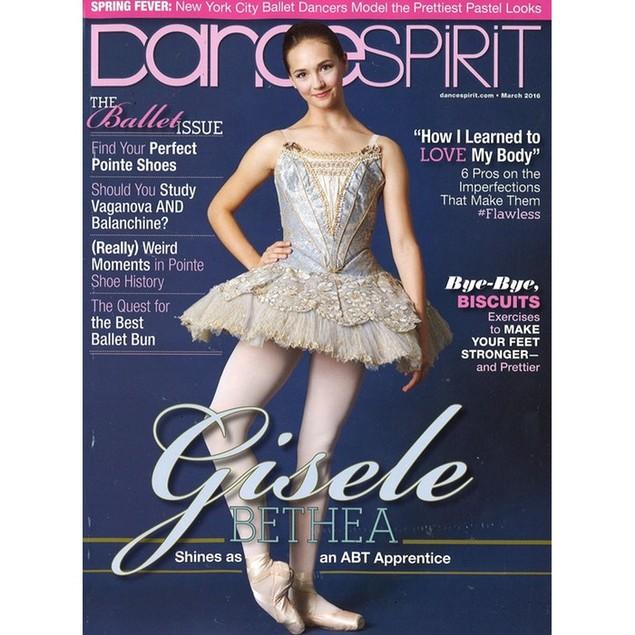 Dance Spirit Magazine Subscription