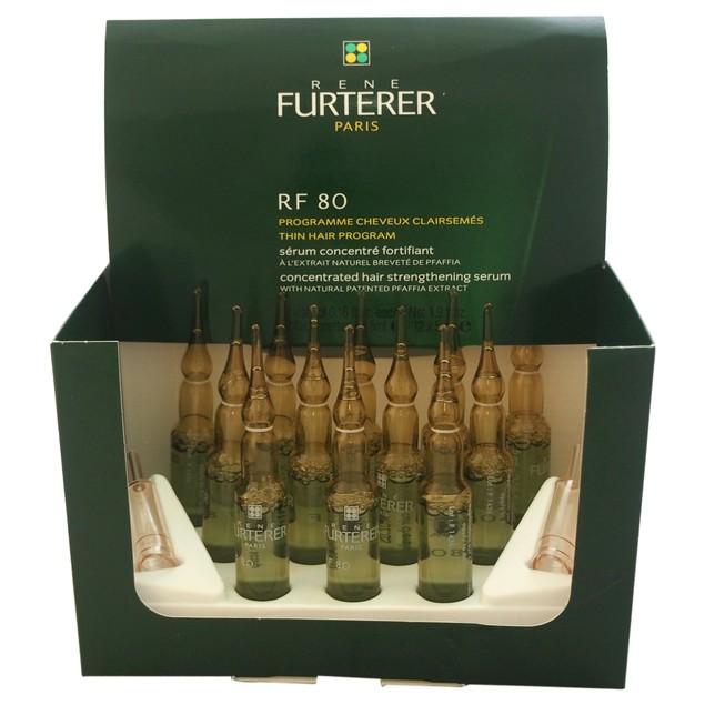 RF 80 Concentrated Serum Hair Loss Rene Furterer 12x5ml Treatment