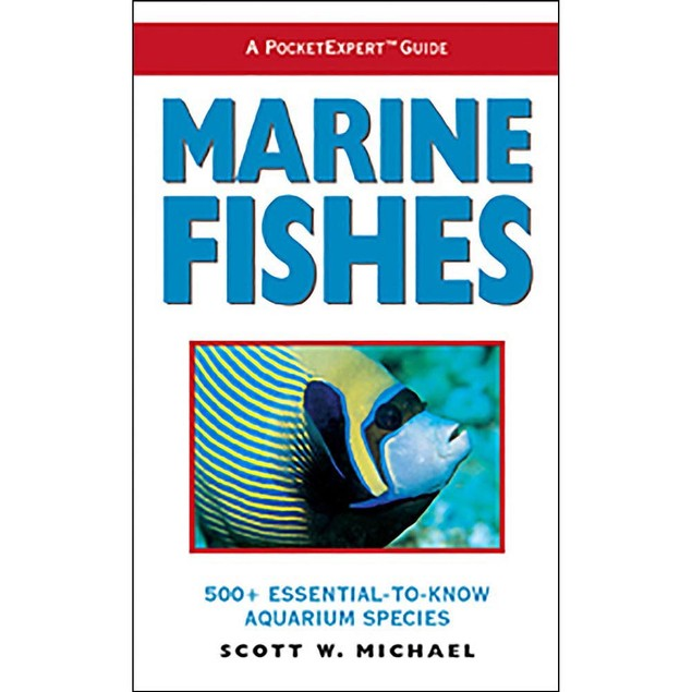 Marine Fishes Book, Sea Life by TFH Publications