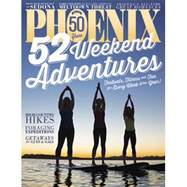 Phoenix Magazine Subscription