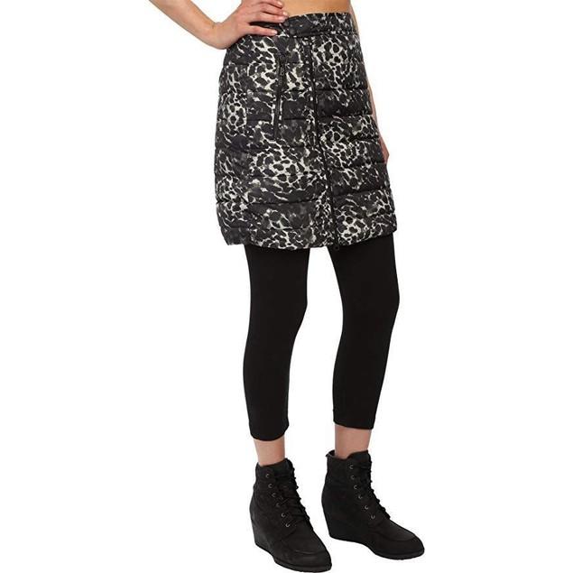 Bogner Fire + Ice Women's Sophy-D Runway Print/Leopard Skirt