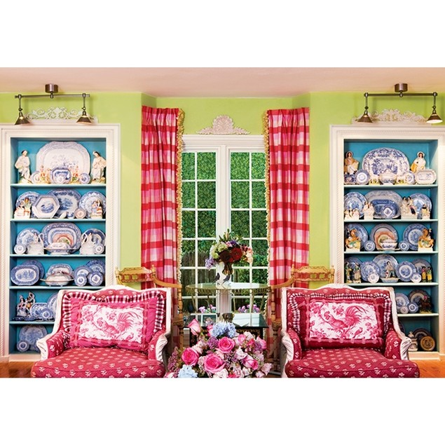 Living Room 1500 Piece Puzzle, 500 Piece Puzzles by LPF Limited