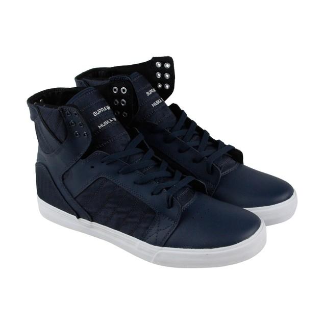 Supra Mens Skytop Sneakers Shoes