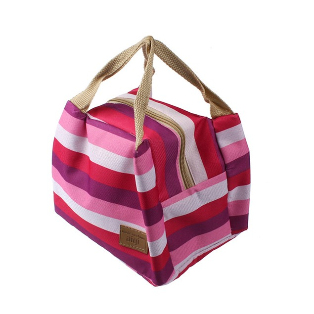 Insulated Tote Lunch Bag