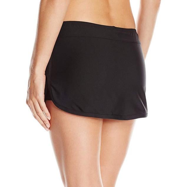 Next Women's Lotus Bikini Swimsuit Skort, Good Karma Black II, SZ  Lar
