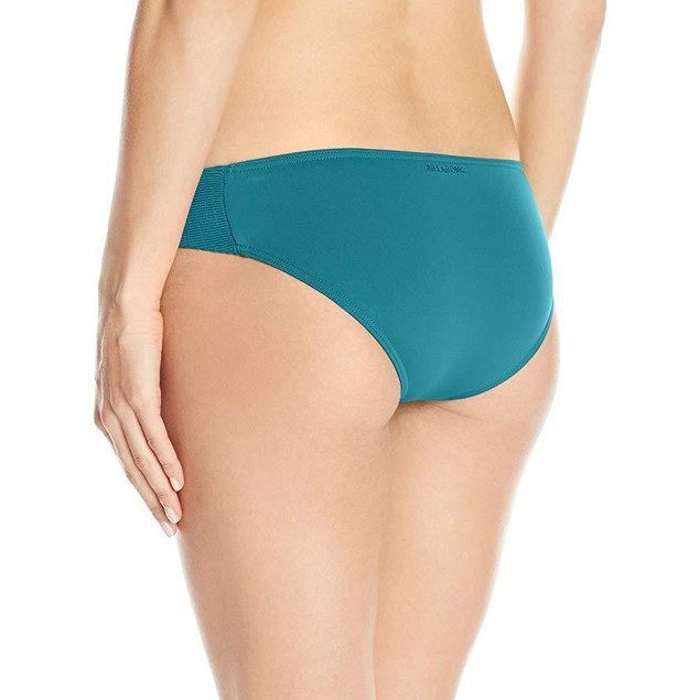 Billabong Junior's Sol Searcher Lowrider Bikini Bottom, Blue Wave, M