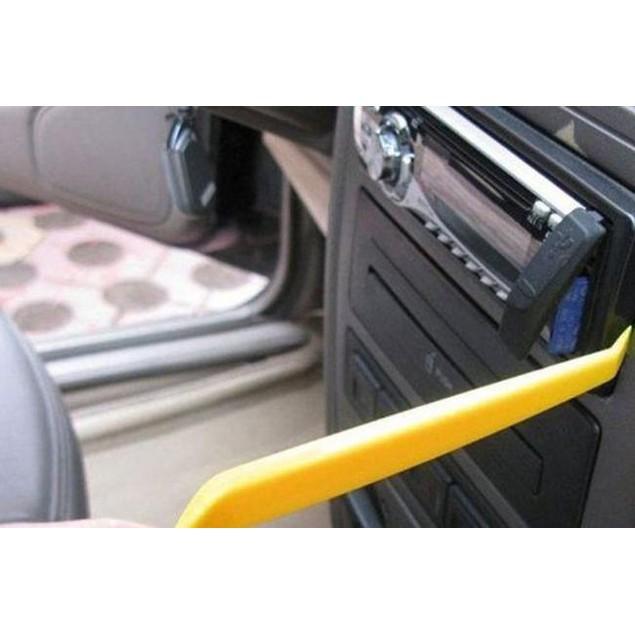 4 Piece Automobile Radio/Door Pry Tool