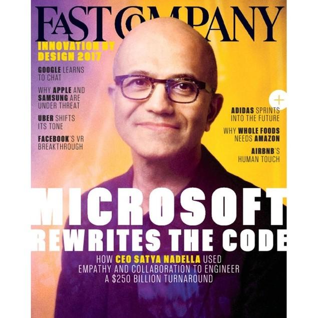 Fast Company Magazine Subscription