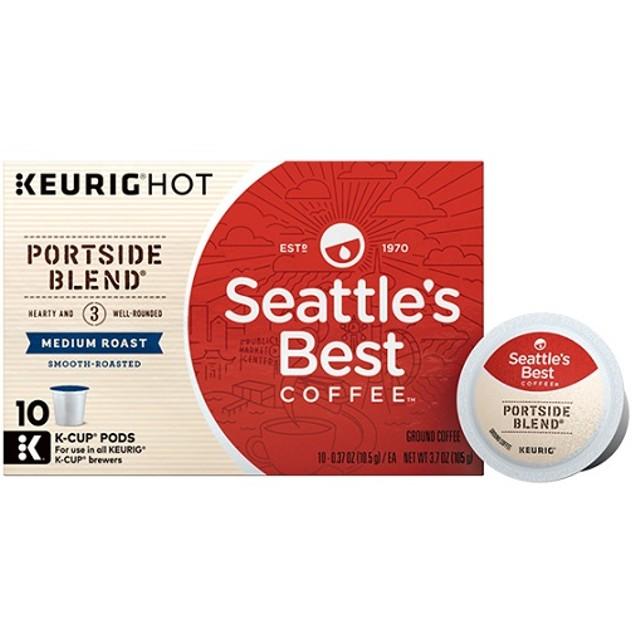 Seattle's Best Coffee Signature Portside Blend Keurig K-Cups