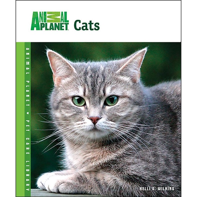 Animal Planet Cats Book, Assorted Cats by TFH Publications
