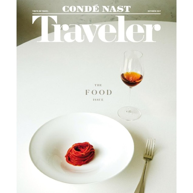 Conde Nast Traveler Magazine Subscription