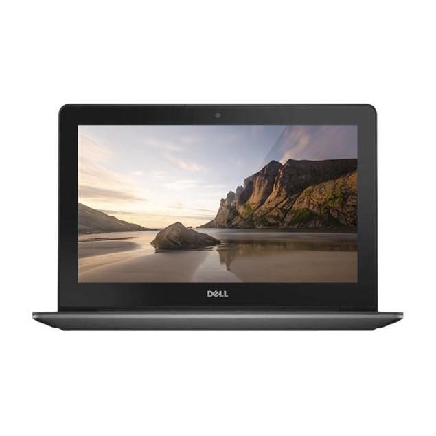 Dell Chromebook 11 3VK89 (Intel 2.16 GHz, 2GB RAM, 16GB SSD) - Grade C