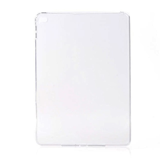 transparent TPU Back Case Cover Silicone For iPad Air 2 2nd Gen 6