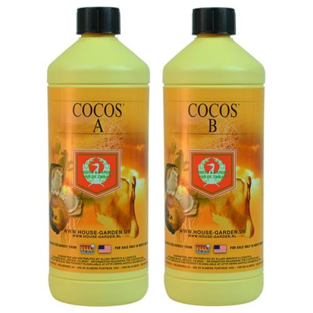 House and Garden Cocos B 200 Liter (1/Cs)
