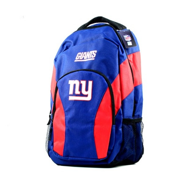 "New York Giants NFL Concept One ""Draft Day"" Backpack"
