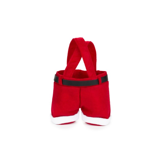 3-Pack Santa Pants Holiday Gift Bags