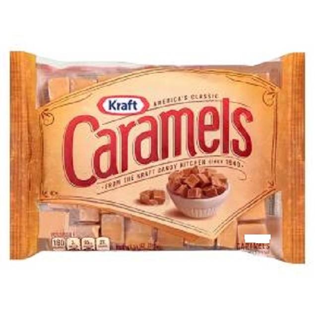 Kraft Original Caramels