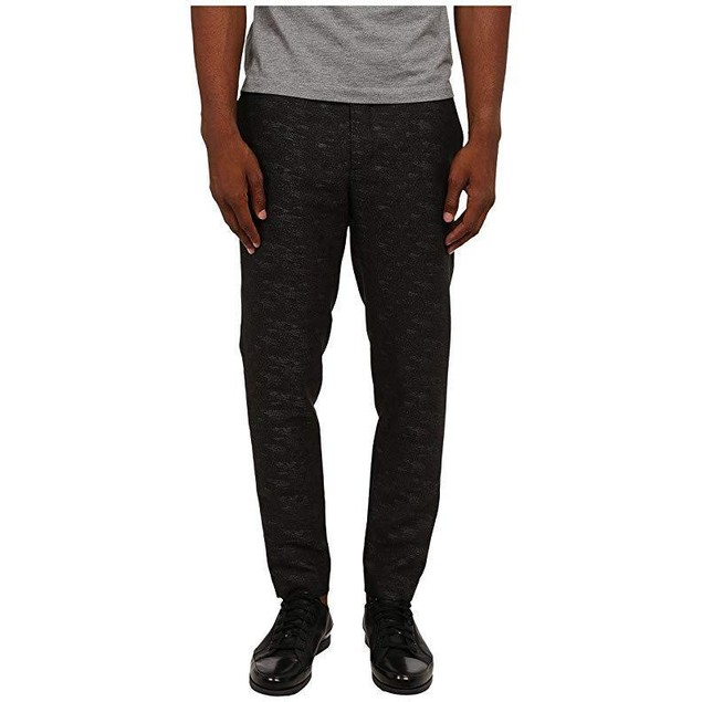 McQ Men's Peg Leg Trouser Dark Earth 52 X 29